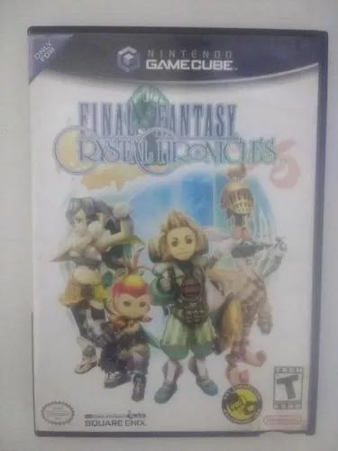 Final fantasy crystal chronicle de game cube