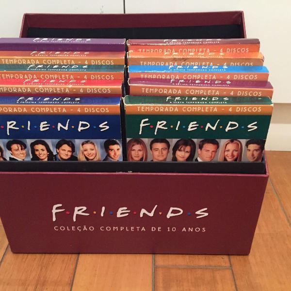 Friends - edição comemorativa