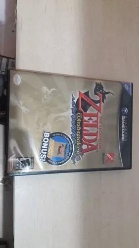 Jogo original para nintendo game cube zelda wind waker