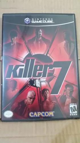 Killer 7 nintendo gamecube