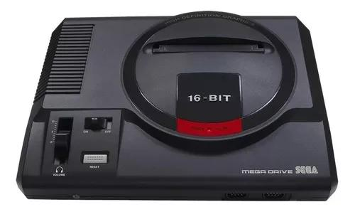 Mega drive tec toy 1 controle 22 jogos na m