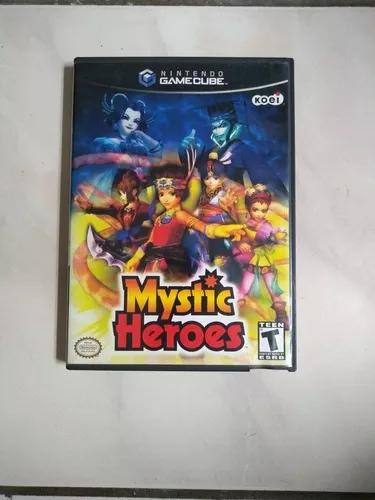 Mystic heroes game cube original