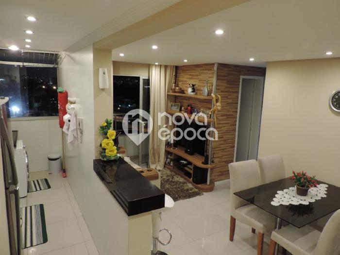 Piedade, 2 quartos, 1 vaga, 50 m² rua coronel almeida,