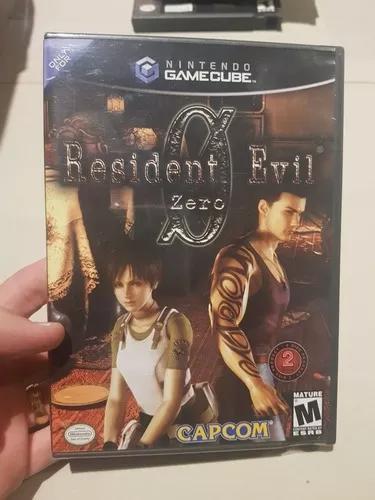 Resident evil zero nintendo gamecube lacrado de fabrica raro