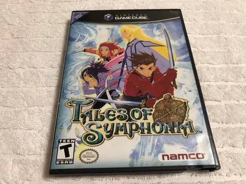 Tales of symphonia (nintendo gamecube, 2003)