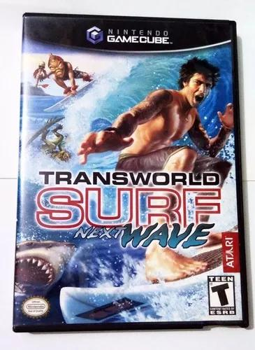Transworld surf next wave nintendo game cube jogo