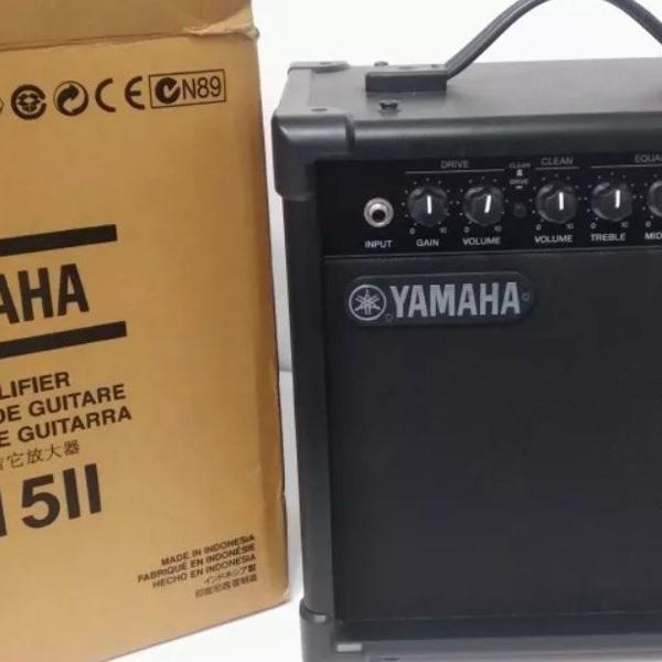 Amplificador yamaha ga 15ii