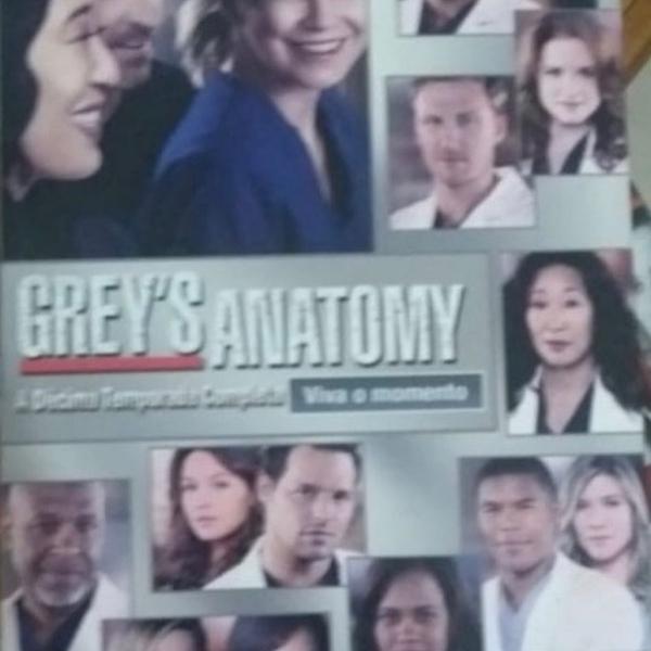 Grey's anatomy 10° temporada
