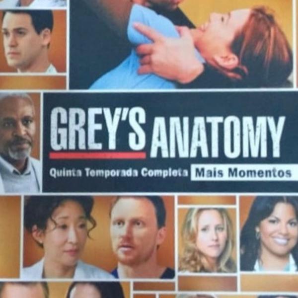 Grey's anatomy 5ª temporada