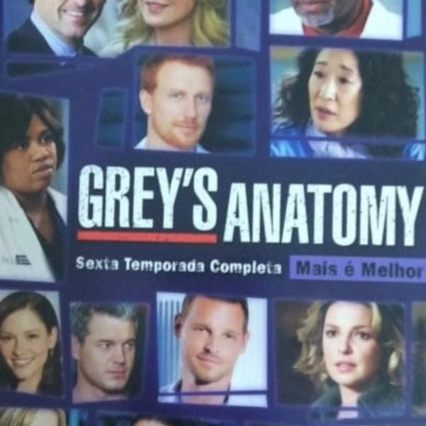 Grey's anatomy 6ª temporada