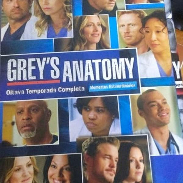 Grey's anatomy 8ª temporada