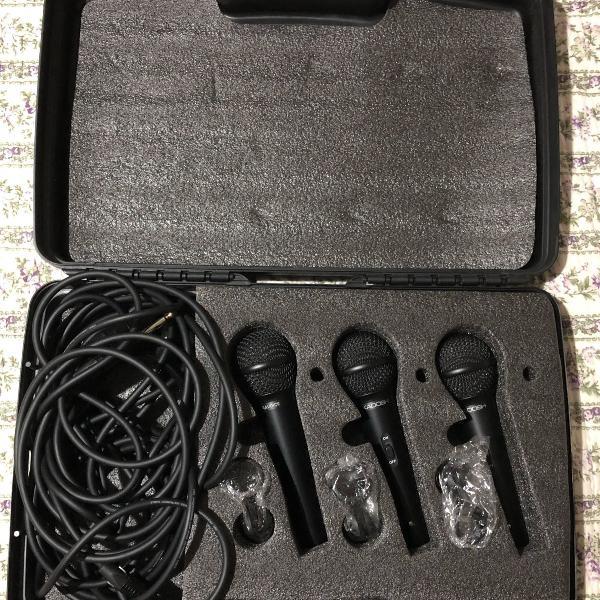 Kit de microfones