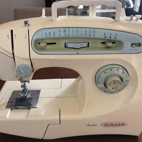 Maquina de costura bella singer