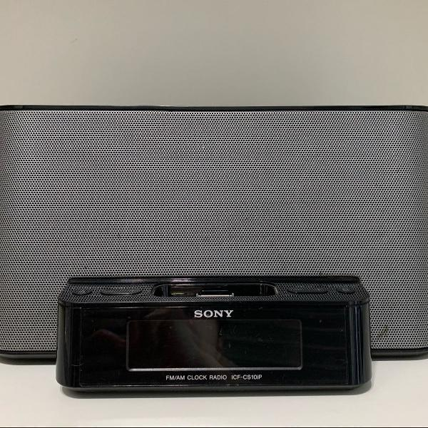 Sony rádio e mp3 player