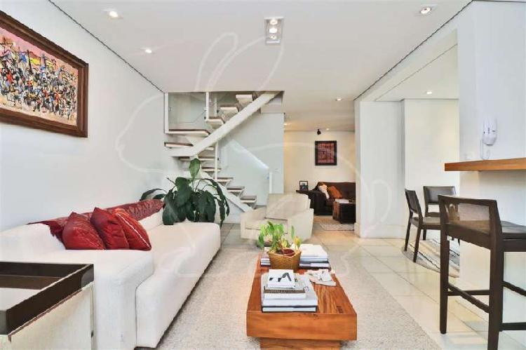 Apartamento - vila nova conceicao/sao paulo