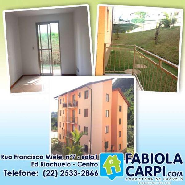 Apartamento com 02 quartos - riograndina