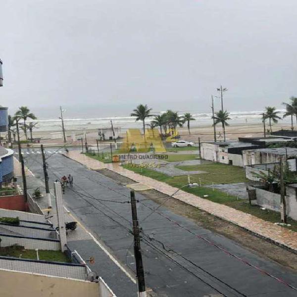 Apartamento com 2 dorms, Tupi, Praia Grande - R$ 170 mil,