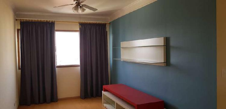 Apartamento com 72m², dois dormitórios, no brooklin, zona