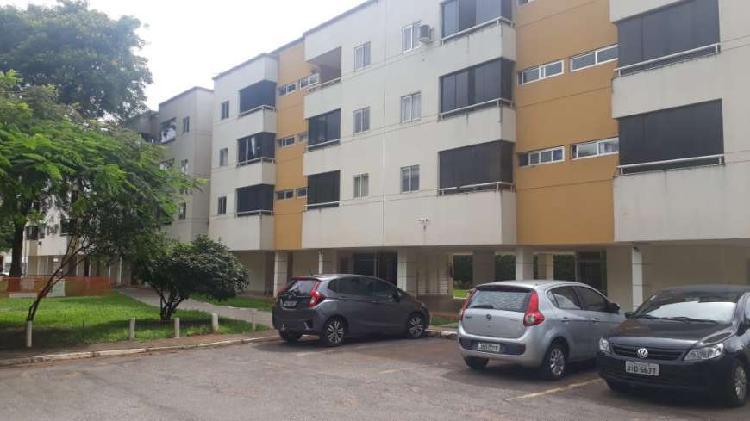 Apartamento para aluguel possui 54 metros quadrados com 1