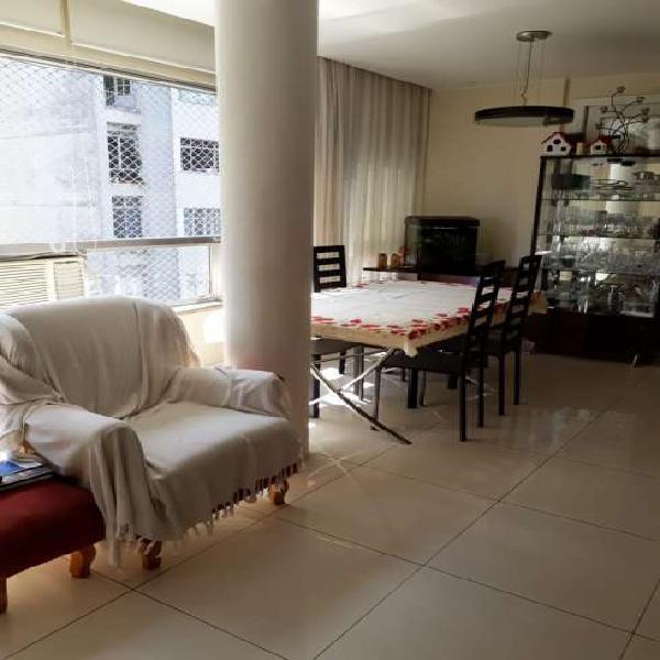 Apartamento para venda tem 111 metros quadrados com 3