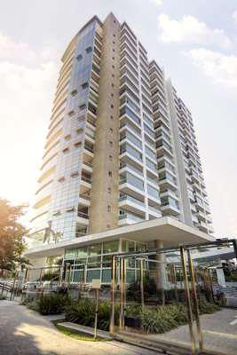 Apartamento para venda tem 538 metros quadrados com 5
