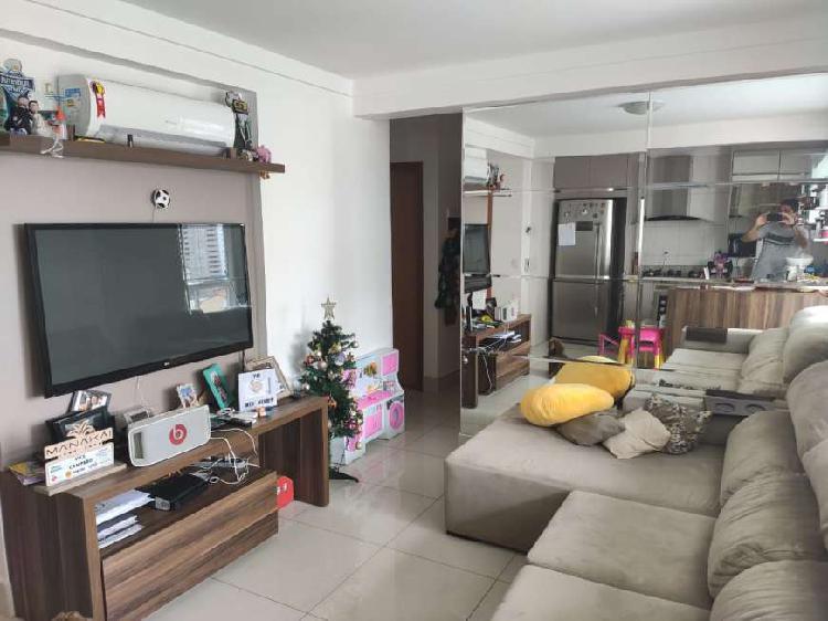 Apartamento para venda tem 72 metros quadrados com 3 quartos
