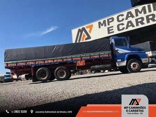 Caminhão mercedes benz mb 1418 truck conservado.