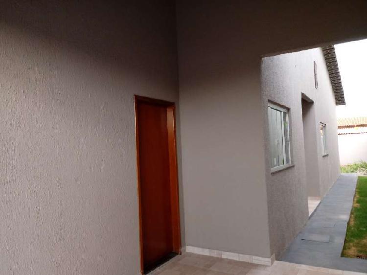 Casa nova em setor nova olinda aparecida de goiania