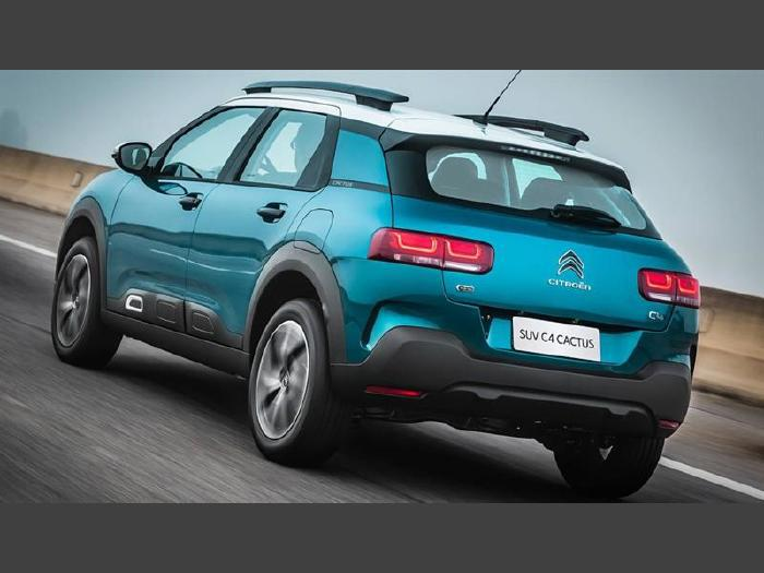 Citroën c4 cactus 2020 1.6 thp flex shine eat6