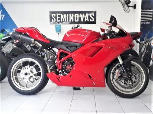 Ducati 1098 2008 documentação 2020 paga