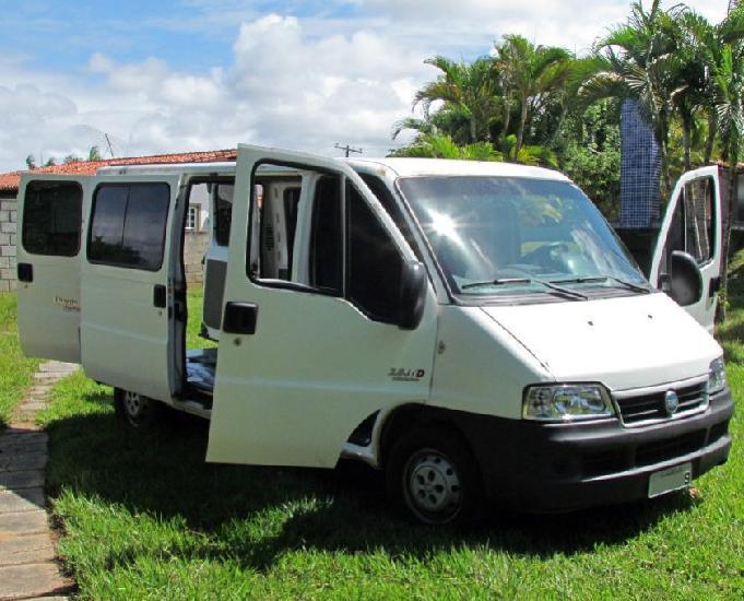 Fiat ducato 2.8 jtd 2008-minibus 16 l turbo diesel 127 hp