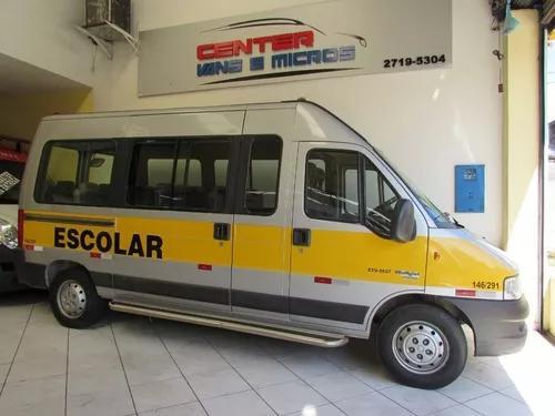Fiat ducato escolar 2012 20 lugares