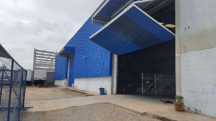 Galpão/depósito/armazém para aluguel possui 400 metros