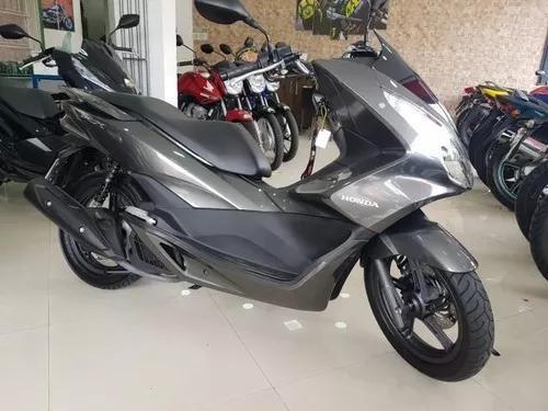Honda pcx 150 2016 cinza 14000 km s