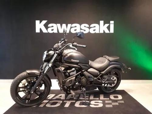 Kawasaki - vulcan s 650 - (juliana)