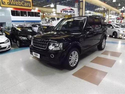 Land rover discovery land rover discovery 4 3.0 se 4x4 v6