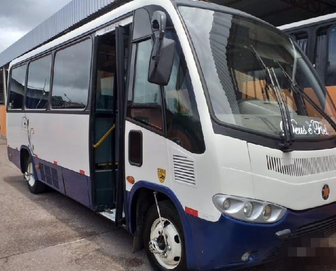 Micro onibus ano 2005 mercedes lo915 ar condicionado