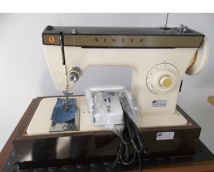 Máquina costura singer 249 - costura reto - 110v