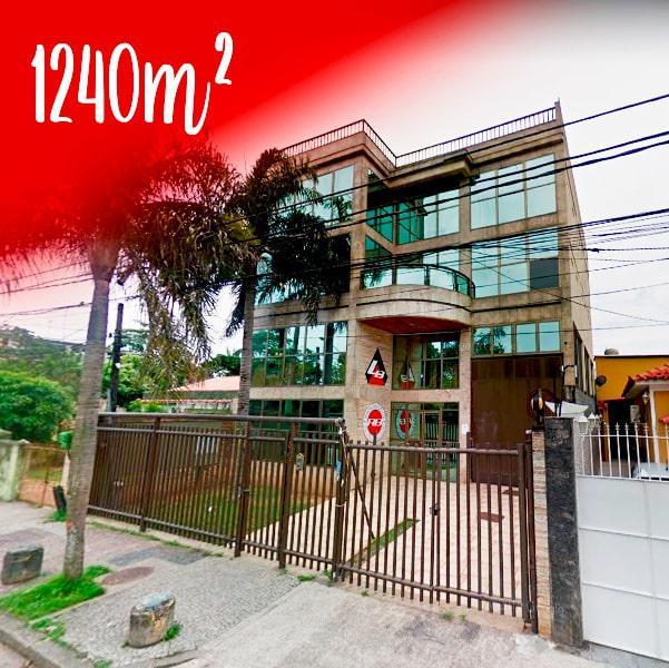 Prédio/edifício inteiro para venda tem 1240 metros