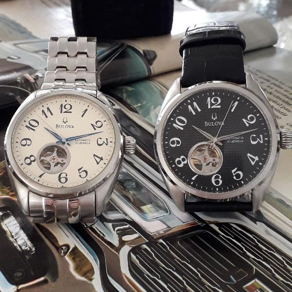 Relógio bulova / promoção
