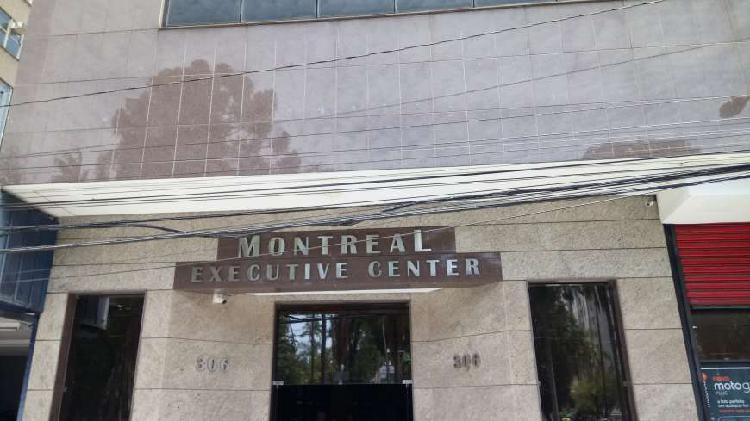 Sala/conjunto comercial montreal executive center - centro -