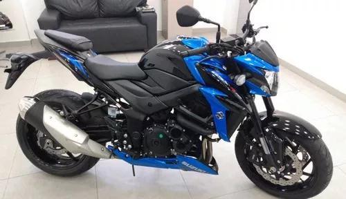 Suzuki gsx-s 750a 0km abs 2019/2020 - 1 ano de garantia