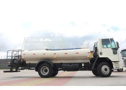 Tanque pipa cargo 1317 2007 - toco 7m agua 7 mil