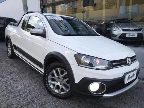 Volkswagen saveiro 1.6 16v cross cab. estendida total flex