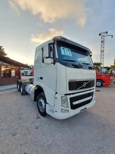 Volvo fh 440 6x2 trucado 2011 - i-shift automatico fh440