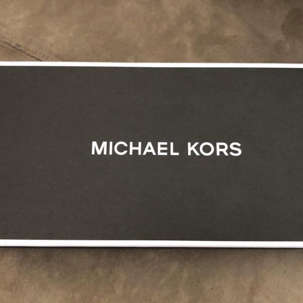 Carteira masculina original michael kors e porta cartão