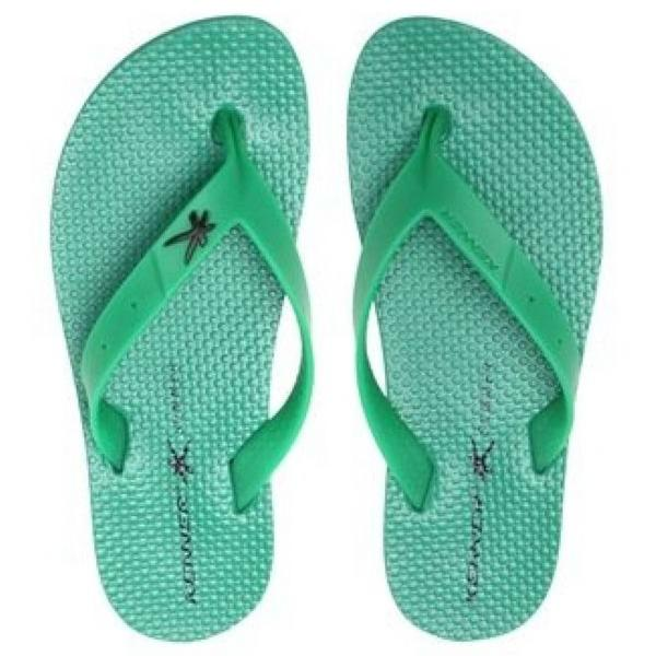 Chinelo 43 kenner summer mono verde kenner cód.: a98f4bd