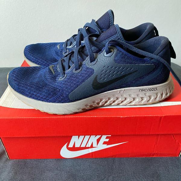 Nike react azul