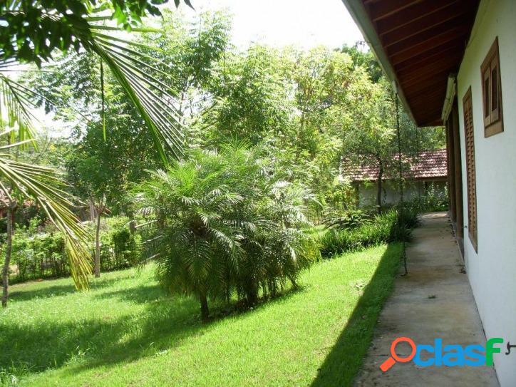 Chacara - casa 3 suites - 40.000,00m² terreno - condomínio rural