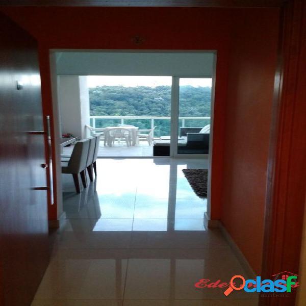 Apartamento de 200 m² para locação no condomínio premium tambore